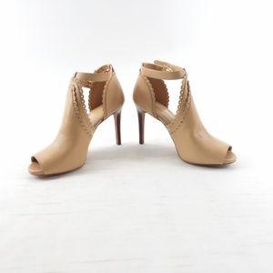 Michael Kors Women's Jessie Leather Pumps 9.5